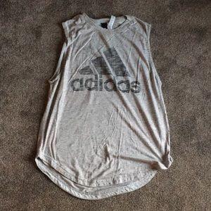 Adidas muscle tank